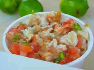 Bahamas Conch Salad