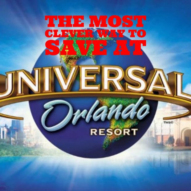 Clever Way to Save at Universal Studios Florida