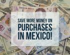 save money in mexico
